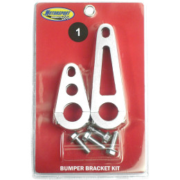 BRACKET KIT,BUMPER BLUE - Puskurit - 871381 - 1