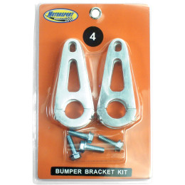 BRACKET KIT,BUMPER ORANGE - Puskurit - 871382 - 1