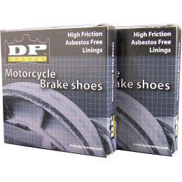 DP BRAKE SHOES SUZ    F/R - Jarrupalat - 874153 - 1