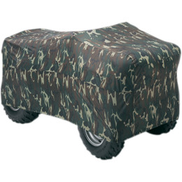 COVER,ATV GREEN CAMO 2X - Peitteet - 873624 - 1
