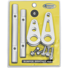 BRACKET KIT BUMPER YELLOW - Puskurit - 871386 - 1