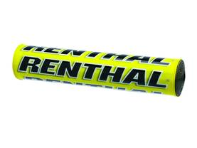 Renthal tangonpehmuste sx pad 254mm yellow - Ohjaustangonpehmusteet - 24838 - 1