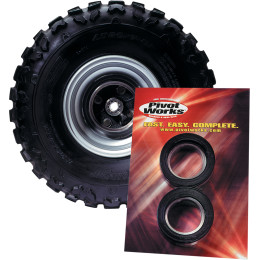 FRT WHEEL BRG KIT, AC - Pyöränlaakerit - 887509 - 1